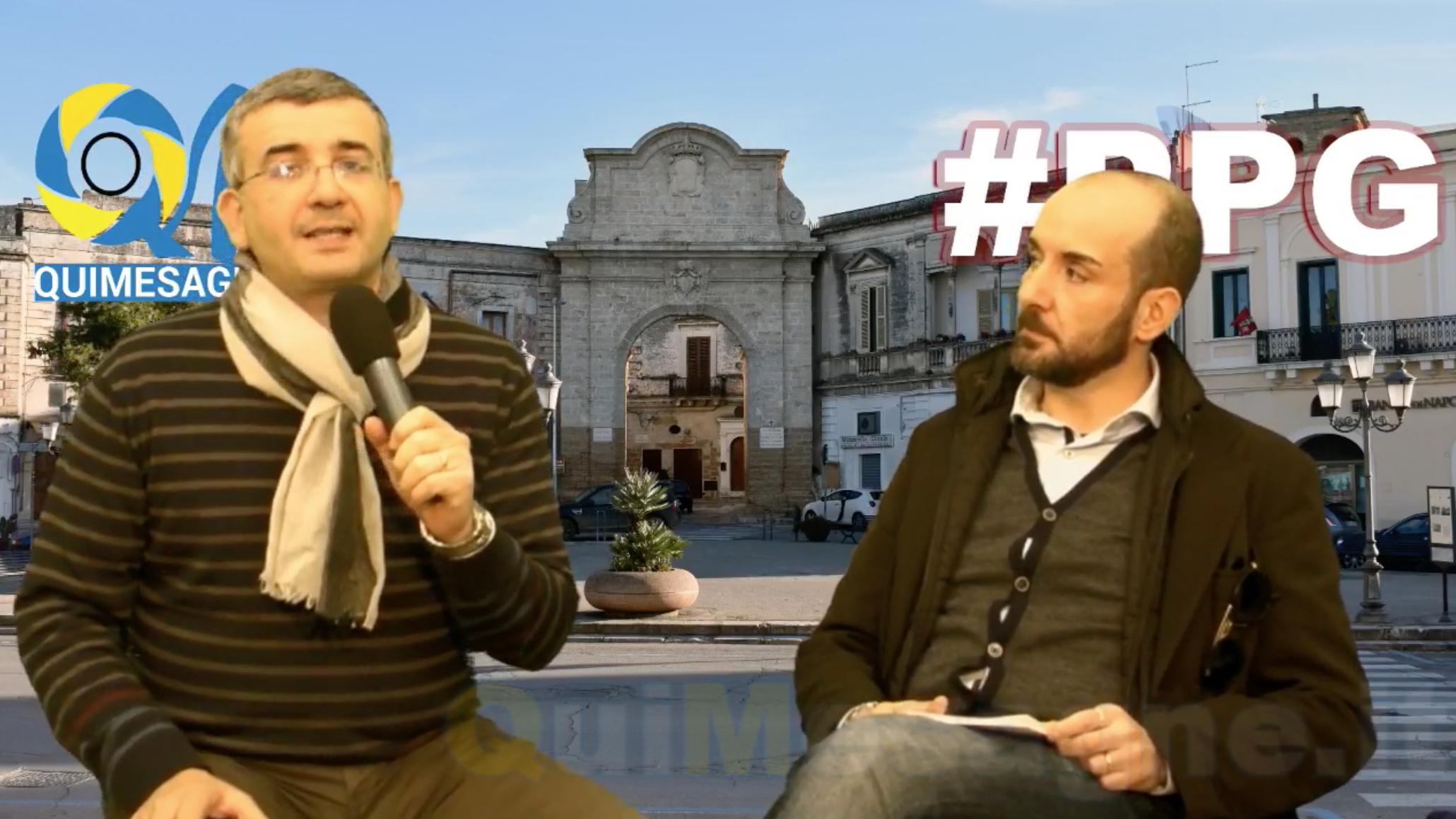 C'è un progetto culturale a Mesagne? – ospite Marco Calò