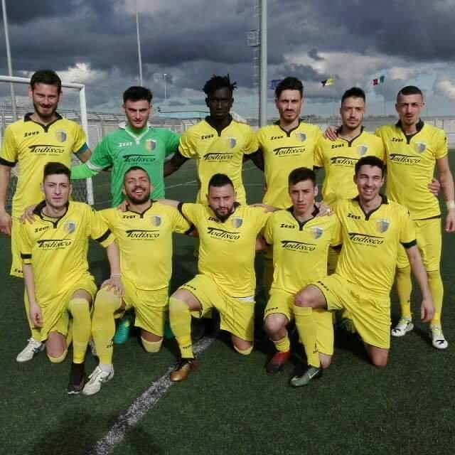 Coppa Italia: Il Mesagne Calcio é in finale