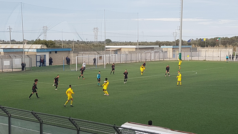 Il Mesagne non si ferma più e vince anche contro il Salento Football