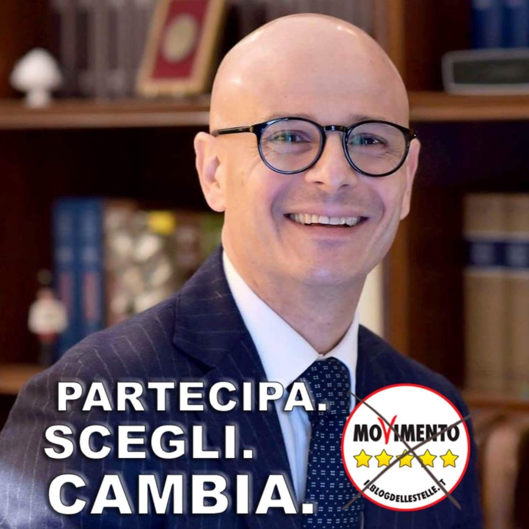 Il mesagnese Giovanni Luca Aresta eletto Deputato