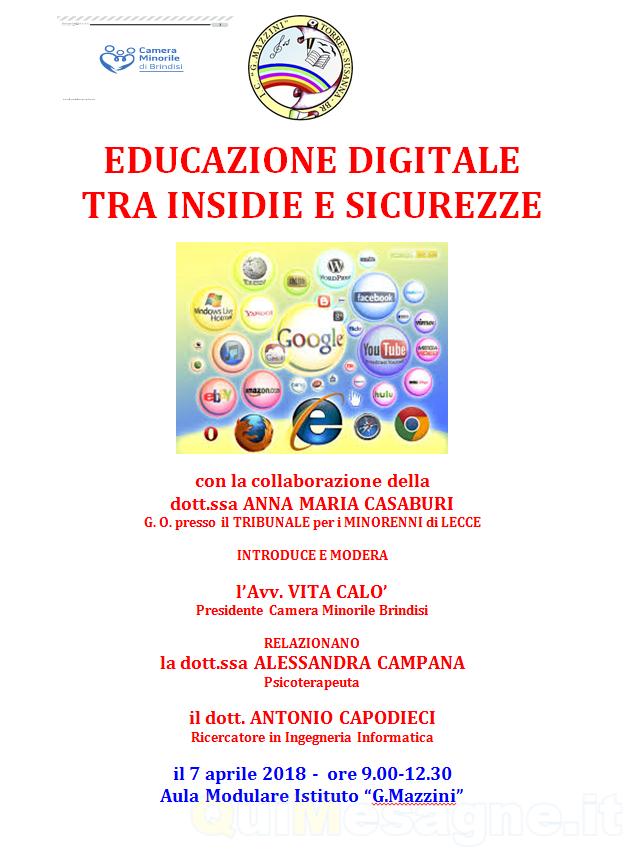 Educazione digitale tra insidie e sicurezze