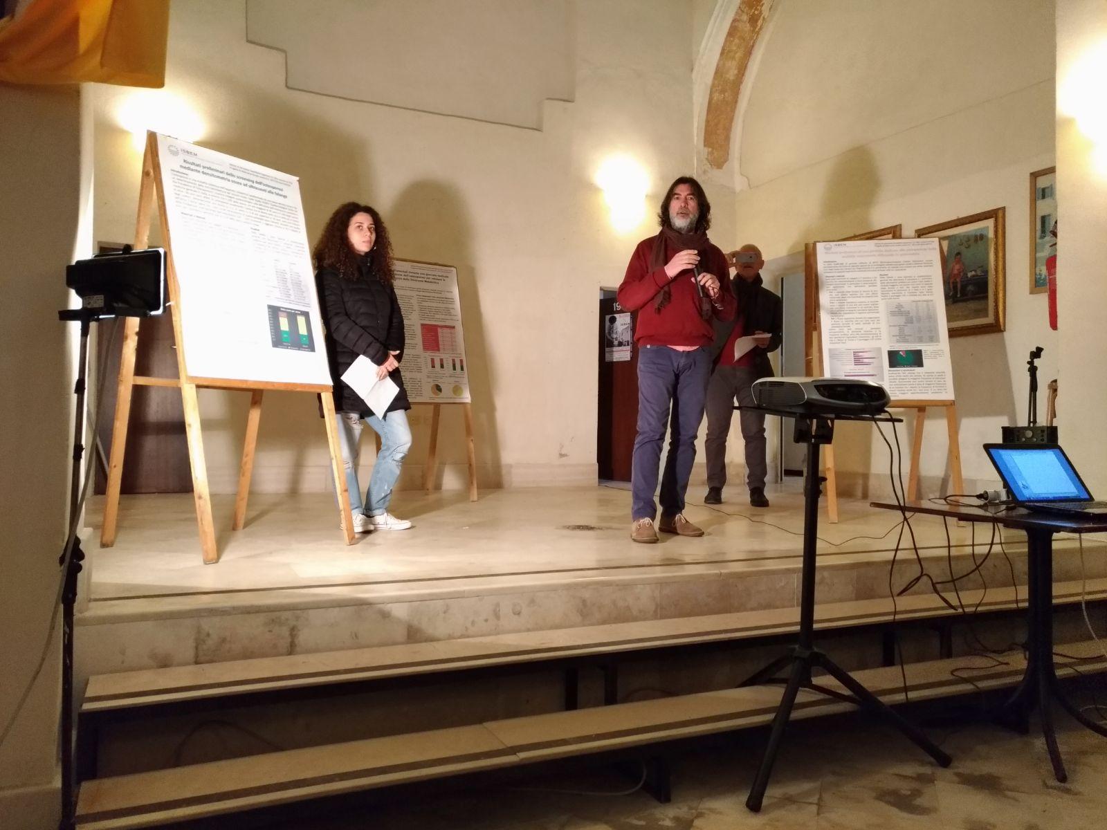 Presentati i risultati dell'esperienza di alternanza Scuola-Lavoro presso l'ISBEM di Mesagne