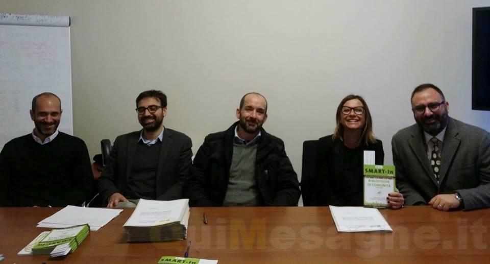 Firmato il disciplinare per la Community Library