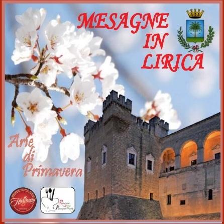 """MESAGNE IN LIRICA. ARIE DI PRIMAVERA"""