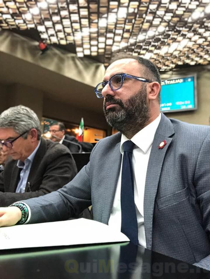 """BONIFICHE TARANTO, IL PRESIDENTE DELLA COMMISSIONE AMBIENTE VIZZINO: """"PRONTI A CONVOCARE IN AUDIZIONE IL COMMISSARIO STRAORDINARIO"""""""