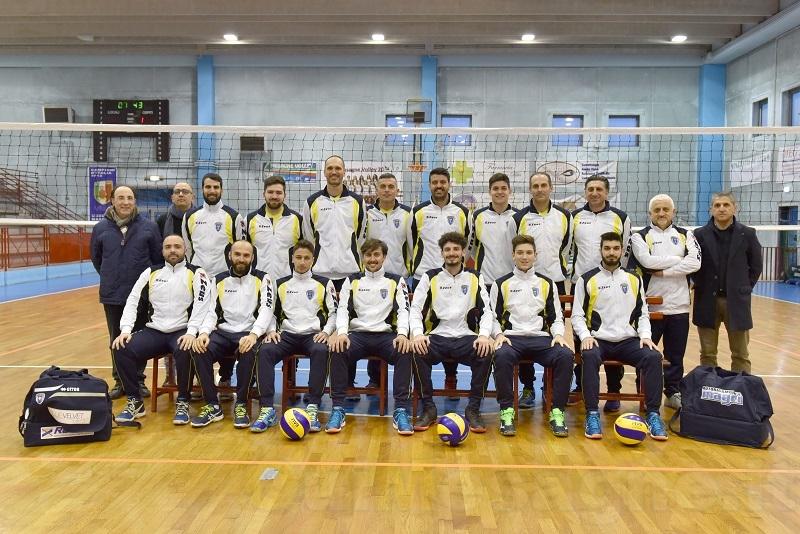 Volley maschile, impresa sfiorata: il Lecce si impone 2 – 3