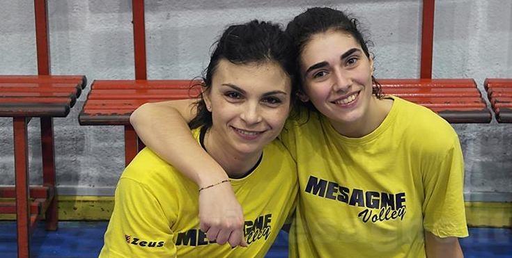 Mesagne Volley, domenica derby ad Oria