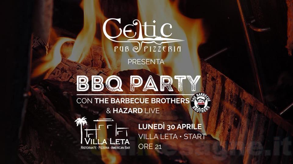 Riapertura del Celtic Pub, lunedì 30 serata a Villa Leta