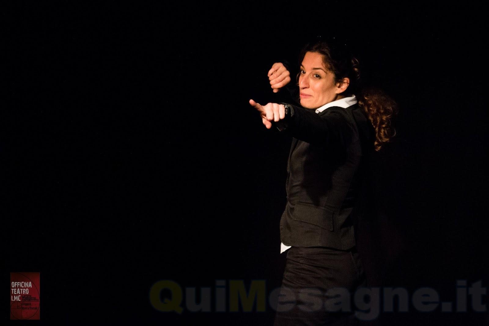 Finestre – Affacci sul Teatro con Francesca Danese per il Circolo Arci La Manovella