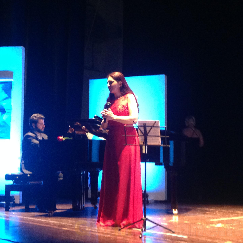 """La soprano Loredana Cinieri conclude con successo la rassegna lirica """"Arie di Primavera"""""""