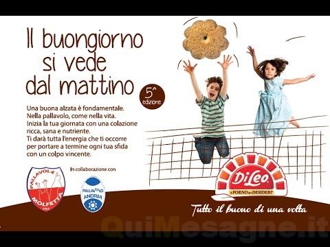 """Torna a Mesagne """"Il buongiorno si vede dal mattino"""" il progetto di educazione alimentare e sportiva"""