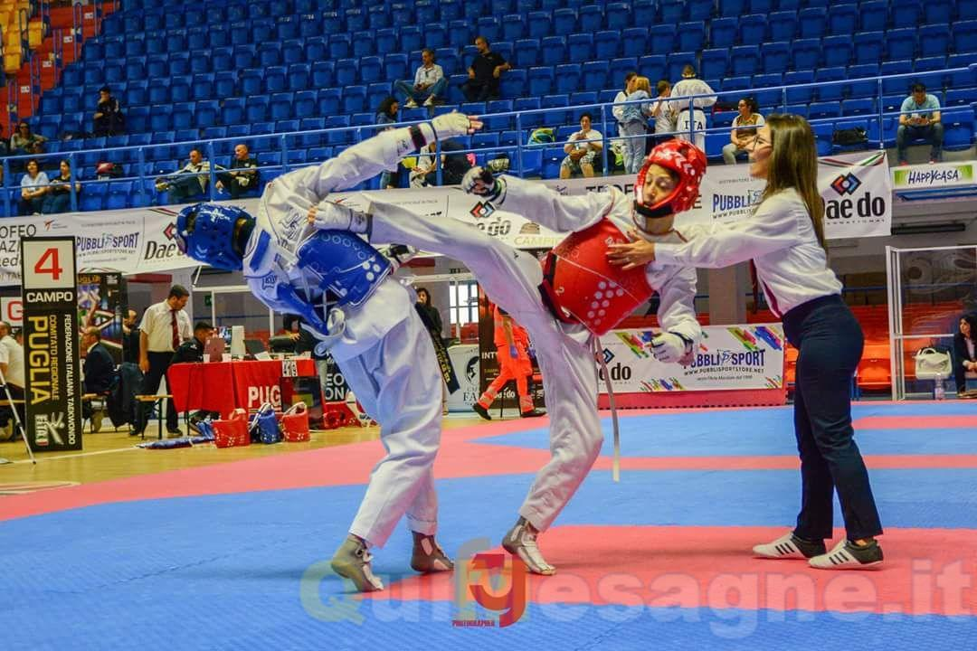Trofeo Internazionale Daedo 2018 di Taekwondo, ASD New Marzial Mesagne trionfa con 14 medaglie.