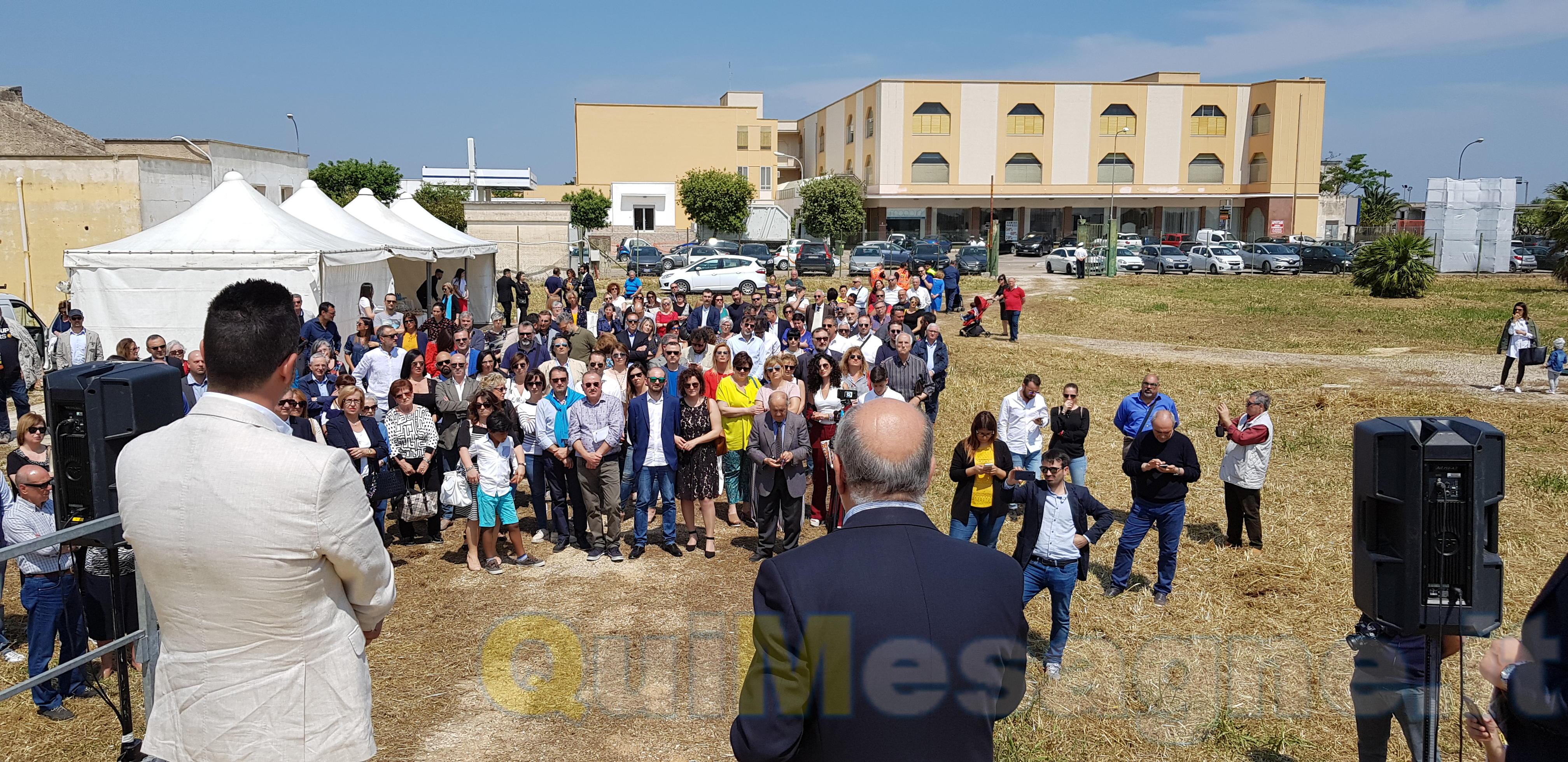 Al via la costruzione del centro ricerca Apulia Diagnostic