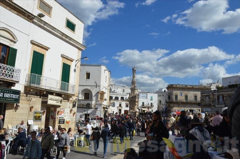 285 chilometri in tre giorni. La ultramaratona di Puglia fa tappa a Mesagne