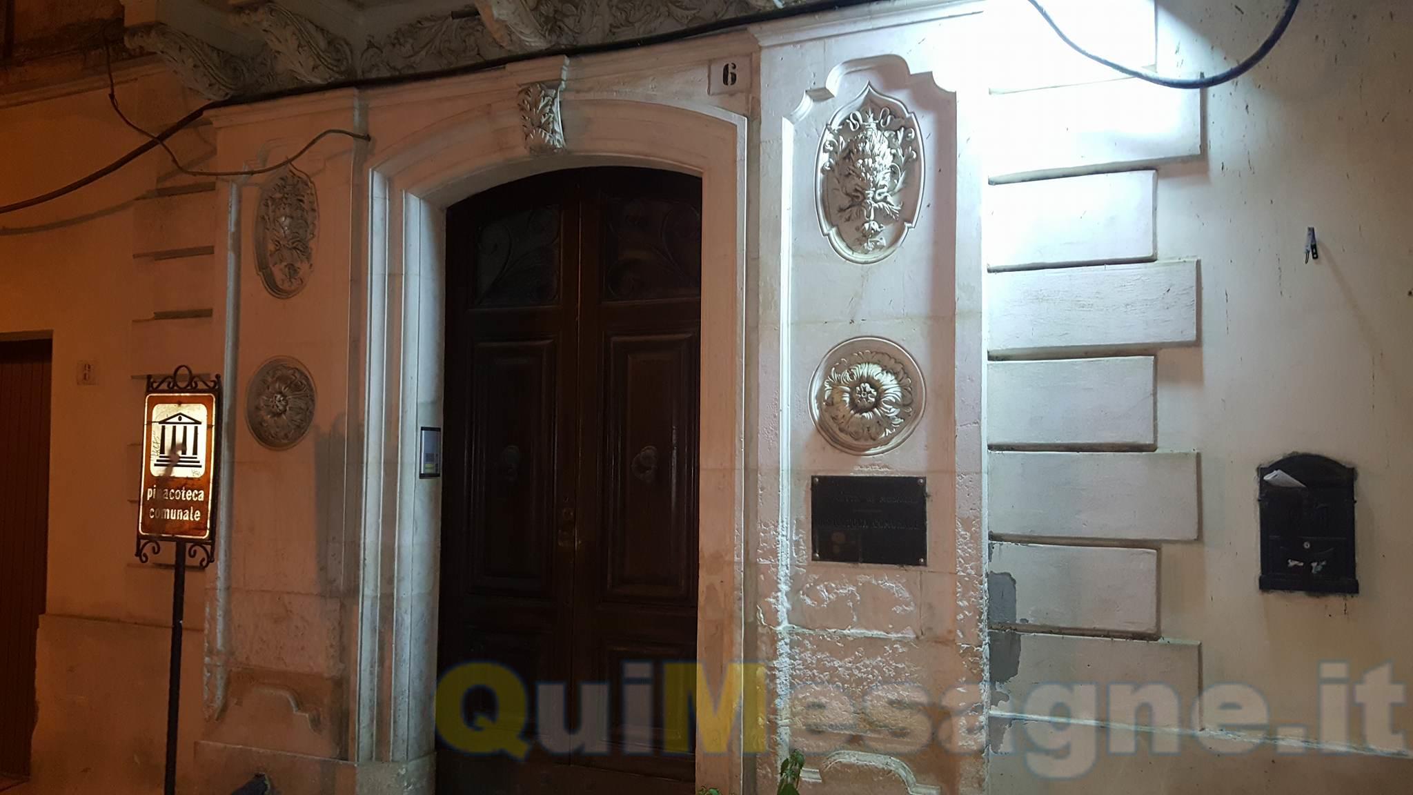 UFFICIO RECLAMI – Aprite il portone dell'ex Pinacoteca