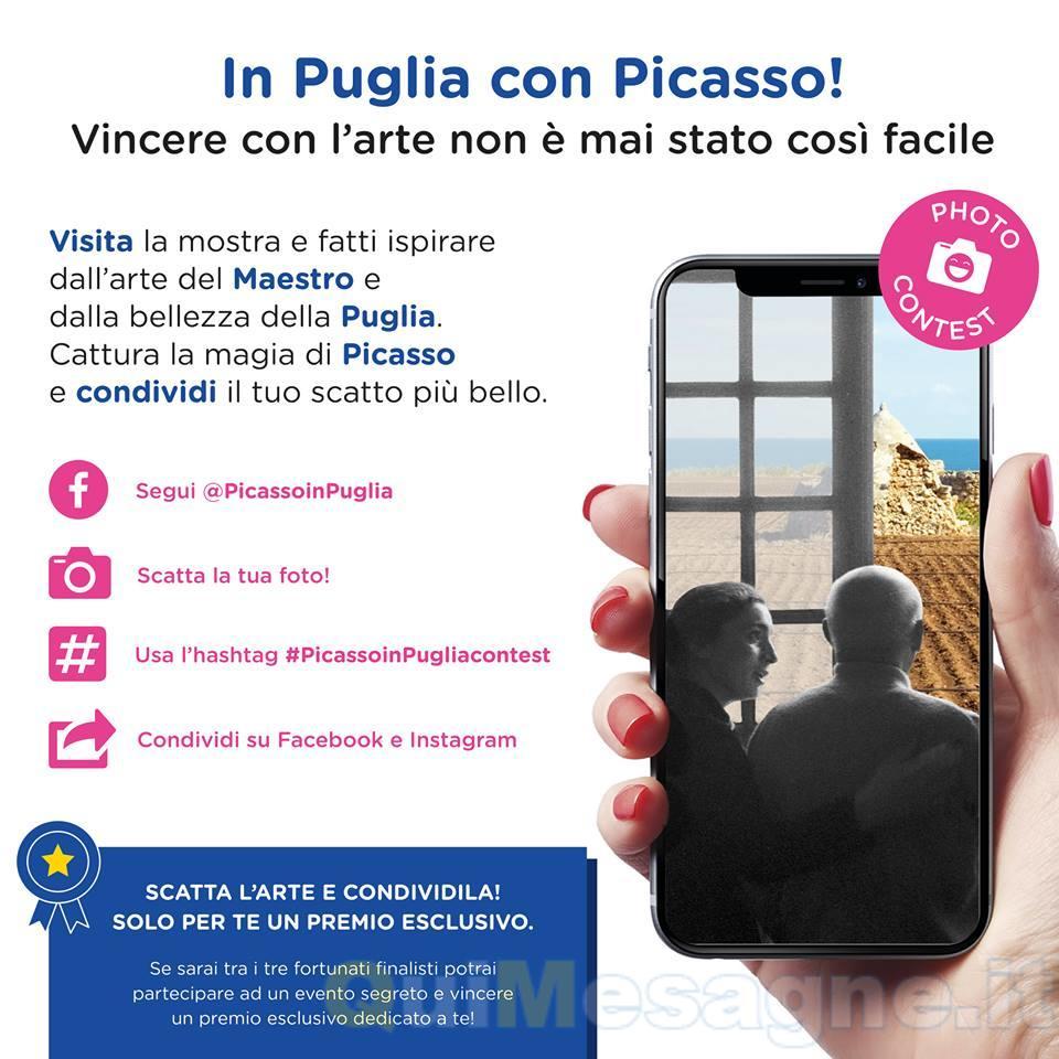In Puglia con Picasso. Al via il photo contest