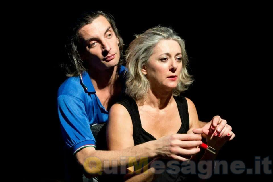 """Al Teatro Comunale di Mesagne in scena """"In fondo ai tuoi occhi"""""""