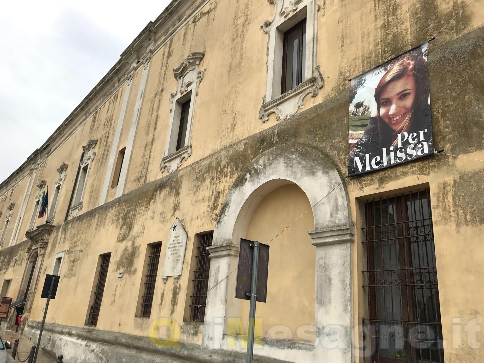 19 Maggio, Ricordando Melissa