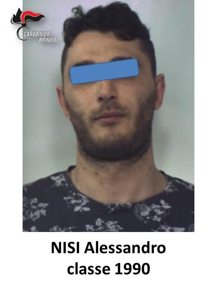 Arrestato latianese, nel giro di tre ore protagonista di due evasioni dagli arresti domiciliari