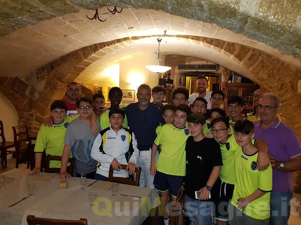 I ragazzi della SS.Annunziata incontrano Alessandro Altobelli