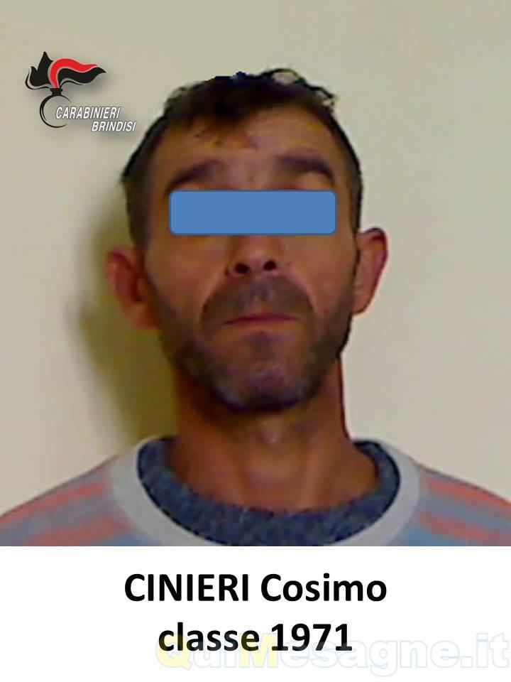 CINIERI Cosimo, classe 1971