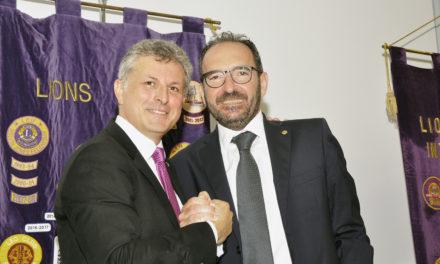L'Arch. Luigi Resta è il nuovo presidente del Lions Club di Mesagne