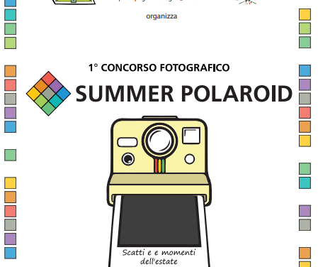 I° concorso fotografico Summer Polaroid. Scatti e momenti dell'Estate Mesagnese 2018