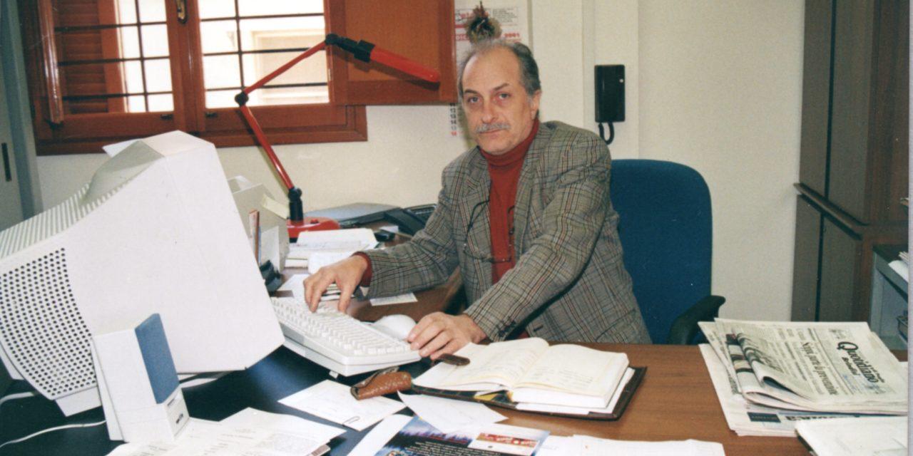 Domenico Urgesi confermato Presidente della Società Storica di Terra d'Otranto