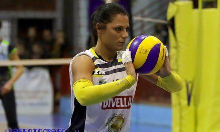 Mesagne Volley, Valeria Cristofaro riconfermata in squadra