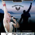 """Celtic Pub riapre il 24 Luglio con il concerto """"White Queen"""" Tribute Band"""