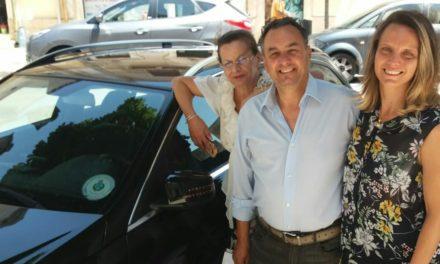 Al mesagnese Giuseppe Elia l'altra licenza per NCC