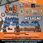 Stasera in Villa comunale parte il 33BK STREET BASKETBALL TOUR 2018