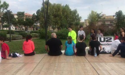 Continua il raduno della nazionale cadetti di Taekwondo nella palestra New Marzial – GUARDA VIDEO
