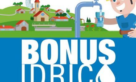 Bonus idrico, disponibili i moduli per richiedere il beneficio