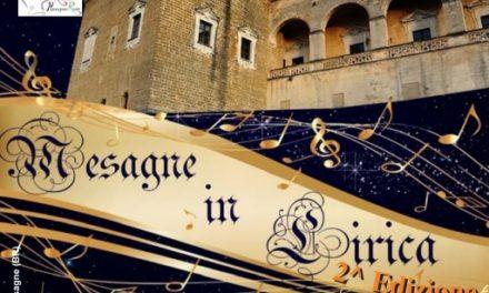 """Domenica 5 Agosto torna """"Mesagne in Lirica"""" dell'associazione Harmony"""