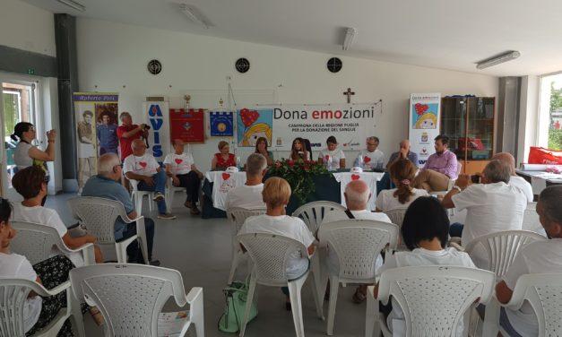Dona EMOzioni, parte oggi la 3 giorni dedicata alla donazione del sangue – Guarda interviste subito