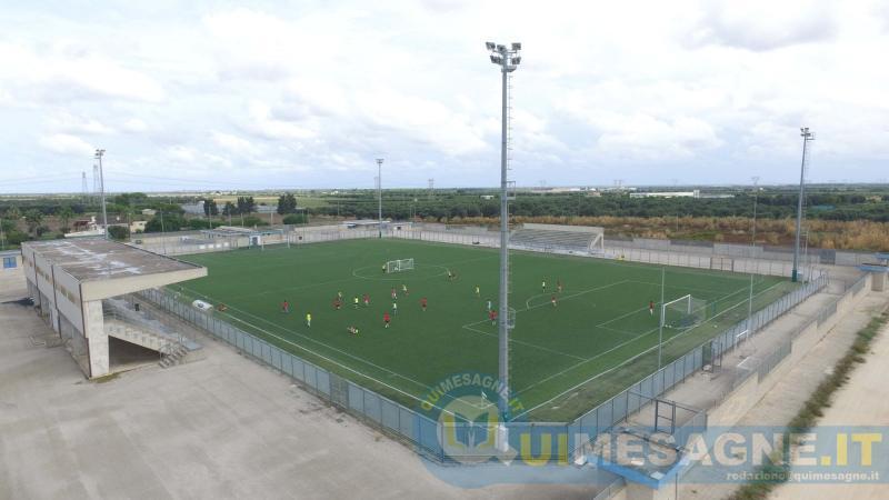Ufficio Per Lo Sport.Bando Sport E Periferie Mesagne Candida Lo Stadio Alberto
