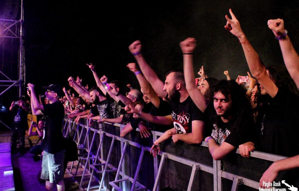 Successo di pubblico per il Breaking Sound Metal Fest