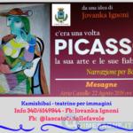"""""""C'era una volta Picasso la sua arte e le sue fiabe"""""""