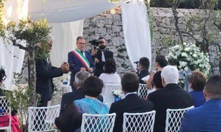 Riprendono le celebrazioni dei matrimoni civili nelle strutture ricettive accreditate