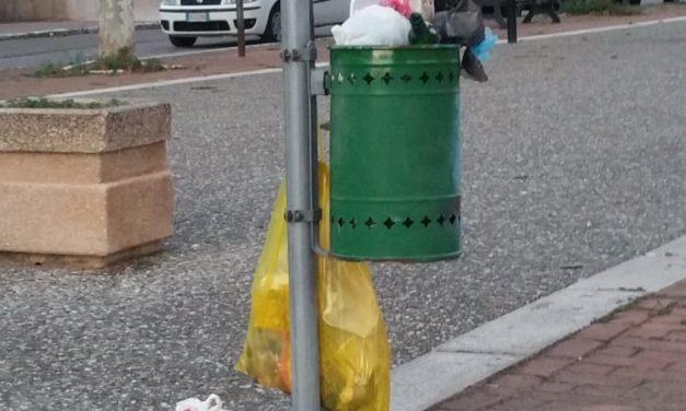 UFFICIO RECLAMI – Svuotate quei cestini
