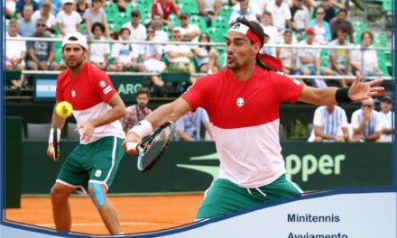 """Riparte la scuola tennis del """"De Guido"""""""