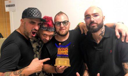 """I Boomdabash vincono il premio Earone per """"Non ti dico no"""""""
