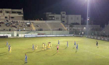 Il Brindisi elimina il Mesagne in Coppa Italia Eccellenza