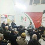 Confronto politico tra il PD e La M