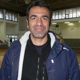 E' Primo Rossi il preparatore atletico del Mesagne Volley