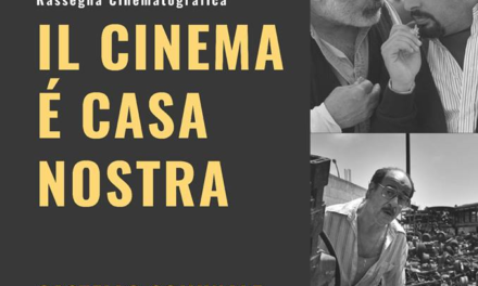 """Ultimo appuntamento per """"Il cinema è casa nostra"""""""