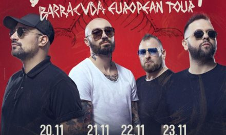 Da Novembre parte il Tour Europeo dei Boomdabash