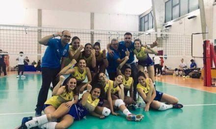 L'Appia Project Mesagne Volley espugna Monte San Giusto