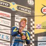 Rudy Oliva Campione del Trofeo Dunlop Cup 1000